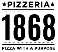 Pizzeria 1868 logo