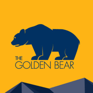 The Golden Bear Café logo